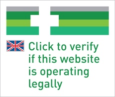 Common UE logo for online pharmacies or retailers